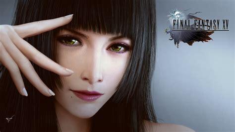 gentiana final fantasy xv by thanomluk on deviantart