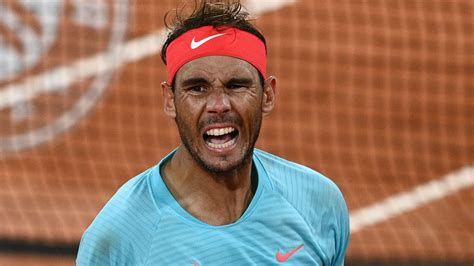 Rafael Nadal continued his French Open charge with victory ...