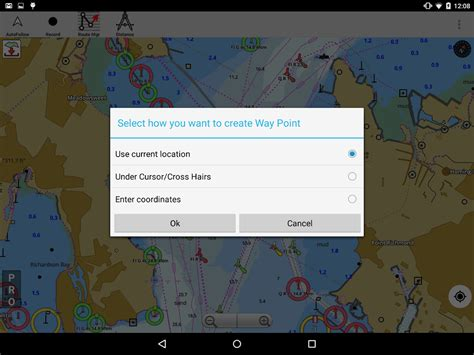 Boat Gps App Free by I Boating Marine Navigation Maps Nautical Charts