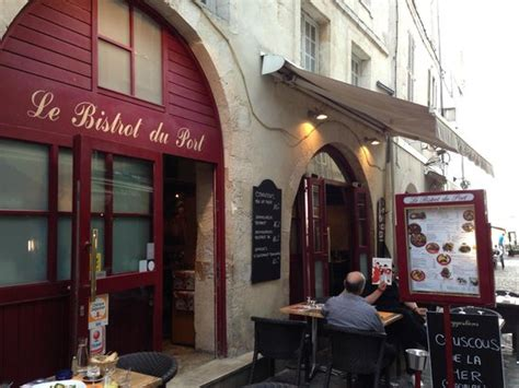 le bistrot du port la rochelle bistrot du port la rochelle restaurant reviews phone number photos tripadvisor
