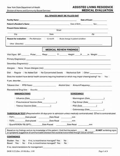 Assessment Forms Printable Nursing Patient Form Health