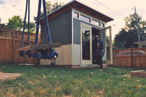 prefab studio shed studio shed modern prefab backyard studios office