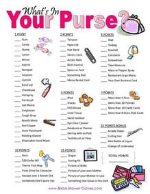 Scavenger Hunt For Bridal Shower by Best 25 Purse Scavenger Hunts Ideas That You Will Like On