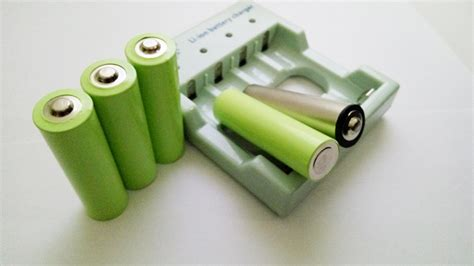volt aa rechargeable lithium batteries liaa
