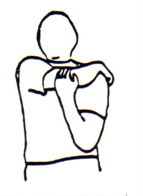 arm stretch cliparts   clip art