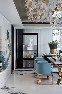 Best 25+ Gold dining rooms ideas on Pinterest Dining