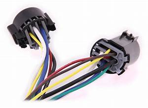 Fifth Wheel Adapter Harness Tow Ready Custom Fit Vehicle