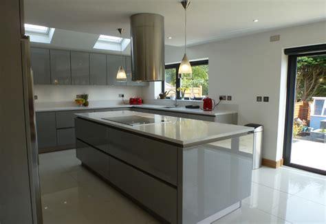 gala gloss curved kitchen affordable kdcuk