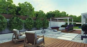 la decoration exterieur s39invite chez vous With decoration terrasse exterieur photo