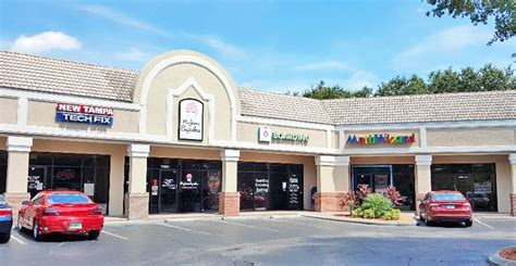 retail space  lease  pebble creek collection