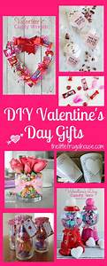 DIY Valentine's Day Gifts - The Little Frugal House