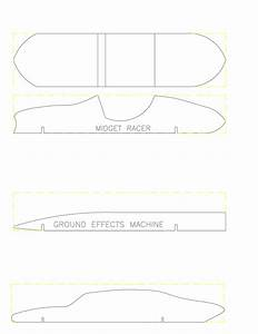 best photos of pinewood derby car templates printable With kub car templates