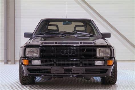 a pristine audi sport quattro swb is up for sale vehiclejar blog