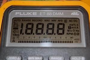 Lcd Repair  Fluke 88 Lcd Repair Kit