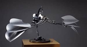 Amazing Kinetic Sculptures By Bob Potts