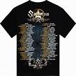 The Last European Tour 2017 T-shirt | Sabaton Official Store