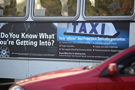 Bart Riders Outraged By Ads For Cars