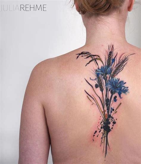 Best 25+ Bouquet Tattoo Ideas On Pinterest Flower
