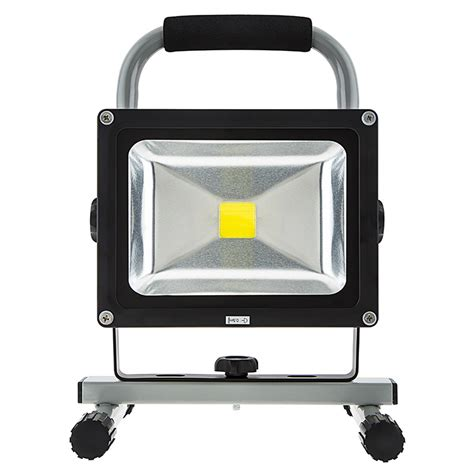 portable rechargeable fluorescent l 20w portable high powered rechargeable led work light
