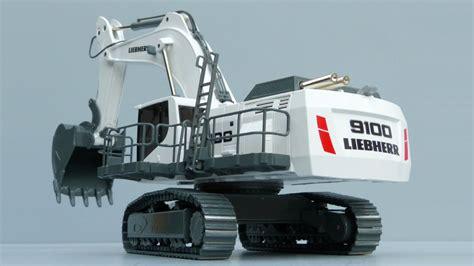 conrad liebherr   mining excavator  cranes  tv youtube