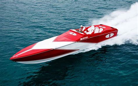Speed Boat Average Speed by High Speed High Performance Speed Boats
