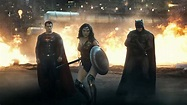 When does the Justice League movie come out?
