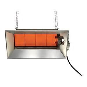 SunStar Heating Products Infrared Ceramic Heater - LP, 52,000 BTU, Model SGM6-L1