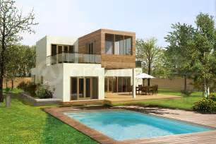 maison fastyle plan de maison moderne par archionline