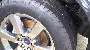 The Big Tire Change On 2016 F-150 U0026 39 S From Ford