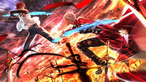 fatestay night unlimited blade works wallpapers