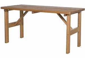 Tisch Klappbar Holz : fun star tessin tisch massiv holz braun ~ Orissabook.com Haus und Dekorationen