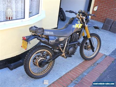 For Sale Used by 1990 Yamaha Xt350 For Sale In The United Kingdom