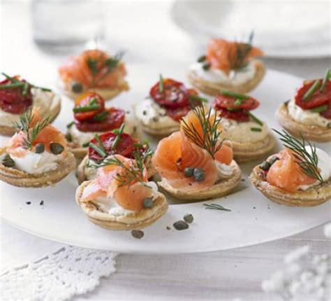 savoury parmesan tartlets recipe food