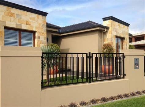 tips memilih pagar rumah  cantik  aman rumah impian
