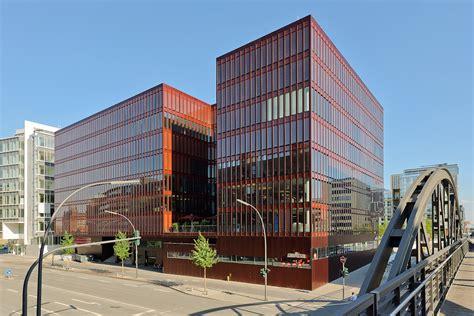 Buerohaus In Hamburg by Hamburg Hafencity Architectural Photographer Dirk
