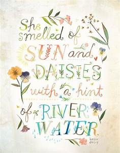 Sun and Daisies... Harry Flowers Quotes
