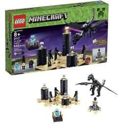 Minecraft Ender Dragon LEGO Set