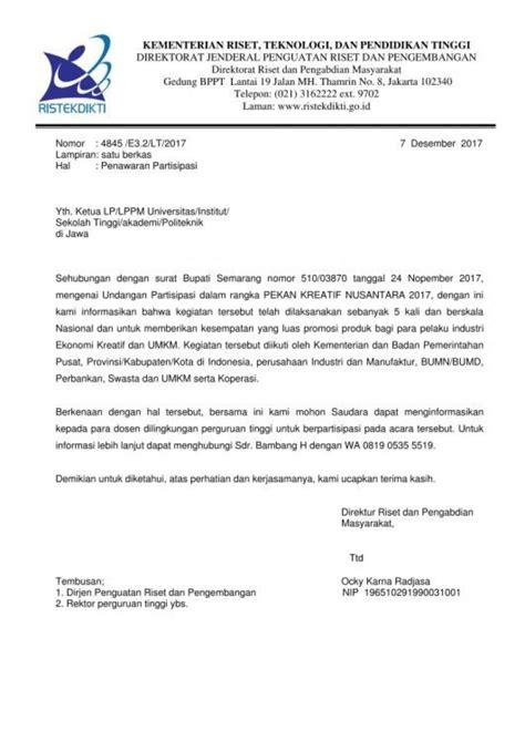 Contoh Surat Permintaan Jasa Pengiriman Barang by Contoh Surat Penawaran Jasa Kerjasama Barang Yang Lengkap