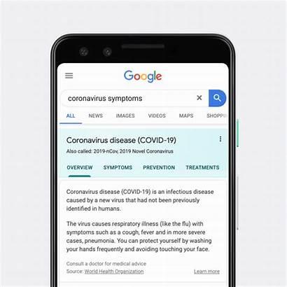 Coronavirus Updates Google Inside Its Efforts Both