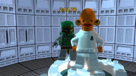 Lego Star Wars Saga Part 148 Kopfgeldjäger 15 Admiral