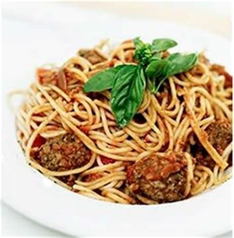 spaghetti recipe   large groups catering recipes