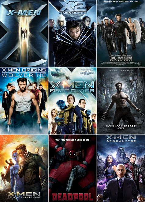 xmen movies universe movie cinematic apocalypse related collage moments ranked fine film wholeheartedly excited yes while