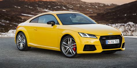 Review Audi Tt Coupe 2016 audi tt s coupe and roadster review caradvice
