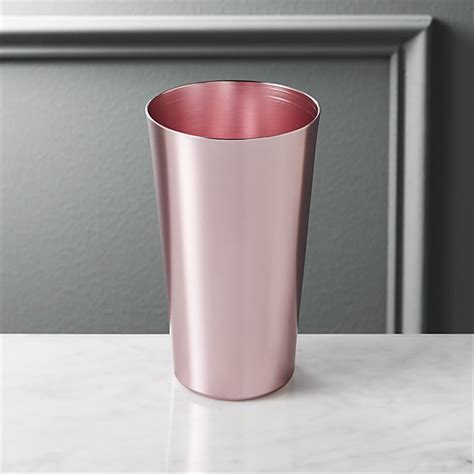doris light pink aluminum tumbler reviews cb
