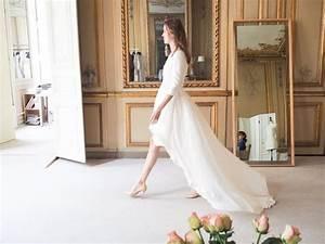 robe de mariee delphine manivet la nouvelle collection With christine laure nouvelle collection robe