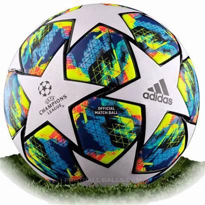 Champions League Ball Adidas Match Uefa Finale