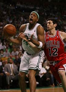 Kirk Hinrich in Chicago Bulls v Boston Celtics, Game 5 ...