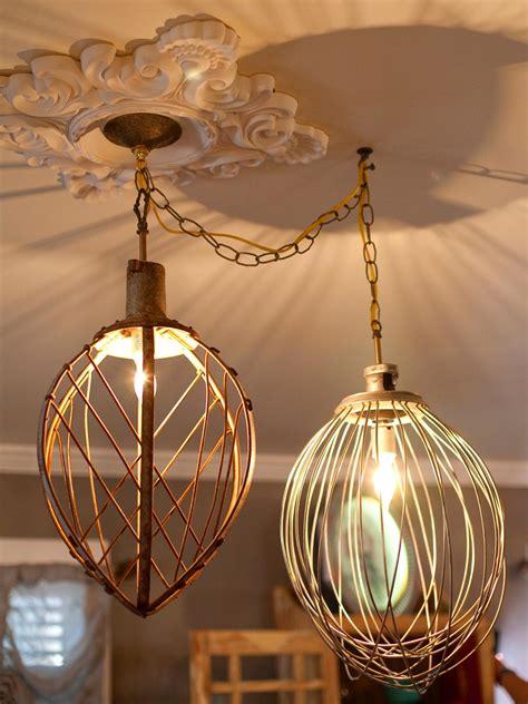 galvanized pendant light how to rewire a vintage l diy made