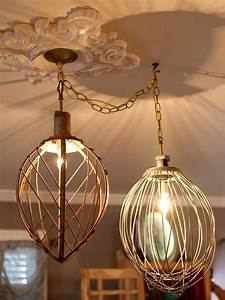 Recycled Light Fixtures