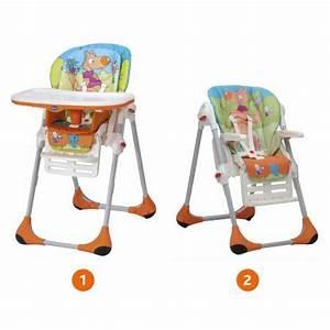 Chaise Haute 2 En 1 : chicco chaise haute polly 2 en 1 wood friends achat prix fnac ~ Louise-bijoux.com Idées de Décoration